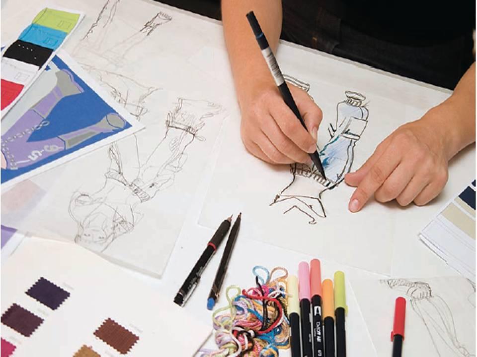 Графический дизайн умение рисовать