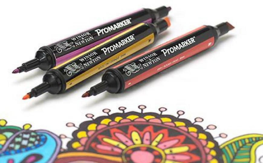 marker ile nasıl çizim yapılır